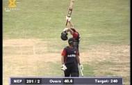 Parash Khadka and Sharad Vesawkar Cricket Profile