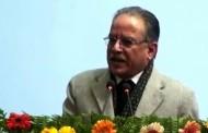 Prachanda Addressing a Constitutional Programme