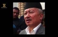 Subash Nembang After UML Meeting