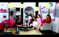 Fun Games and Rapid Fire with Miss Nepal 2012 (LIVON-THE EVENING SHOW @S!X)
