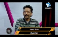 Iman Shah and Garima Gurung-Interview (LIVON-THE EVENING SHOW @S!X)
