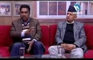 Pradip Gyawali and Raj Kishor Yadav in Dhamala Ko Hamala - Mangsir 12