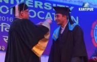 काठमाडौँ विश्वबिद्यालय को २२औँ दिक्षान्त समारोहमा प्र.म प्रचण्डको संबोधन