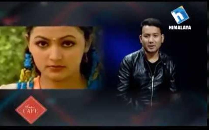 Babu Bogati and Raju Sagar in Music Cafe