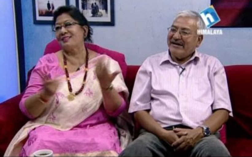 Madan Das Shrestha And Renu Shrestha In Jeevan Sathi With Narayan Puri - Full Episode