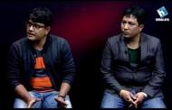Nepali movie BHRAMको निर्माता सँग बाजेको गफ गाफ