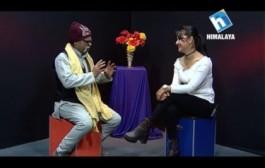 बाजेको छोरा मलाई मन पर्छ -  बेनिशा हमाल Filmy Kiro With Benisha Hamal
