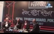 पोखरामा नेपाल लिट्रेचर फेस्टिवल जारी