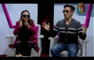 Abi-The Bee Faces HIMALAYA ROADIES Audition with Alok & Supriya (LIVON-THE EVENING SHOW AT SIX)