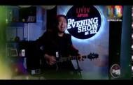 Angala Na by Ugesh Limbu-Unplugged (LIVON-THE EVENING SHOW AT SIX)