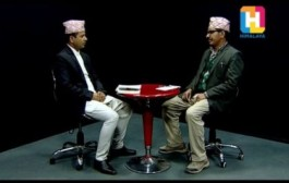 CHACHARI - Interview With Puri Chandra Devkota ( Journalist )