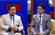 Dr.Bishnu Pokharel ( उप- प्राध्यापक ) in Samaya Sandarva - Fagun 17