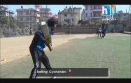 Gyanendra Mall Takes Up Roadies Challenge (Challenge the Stars, Cricket and More)
