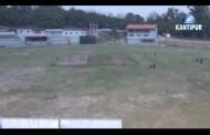 केन्या बिरुद्धको खेलका लागि टि.यु मैदानमा तयारी तीव्र