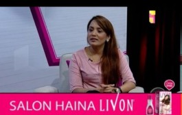 Voice Behind THAMEL BAZAR -Meena Niraula (LIVON THE EVENING SHOW AT SIX)