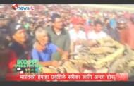 सीमामा नेपाली मर्दा चीनले लिखित माफी मागेको थियो भारत किन आलटाल गर्दैछ ? - POWER NEWS