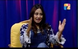 असिश्मा नकर्मी राधेमा मानव अधिकारकर्मी -RADHE Movie (Celeb Talk,Cinema Sansar)