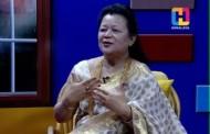 संगीतमा हामी अझै धेरै पछाडि छौ - Sangita Rana Pradhan in Samaya Sandarva