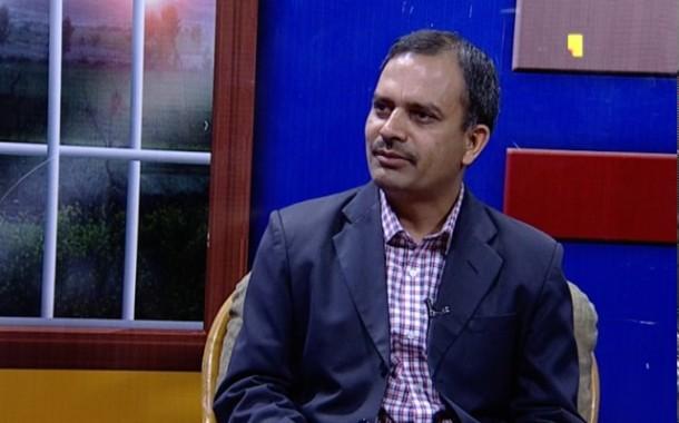 Samaya Sandarva with यमलाल भुसाल ( प्रवक्ता, राष्ट्रिय पुननिर्माण प्राधिकरण )