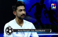 Aavas Parajuli (Fan, Real Madrid) - Name of the Game Football