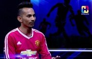 Pradip Bhatta (Fan, Manchester United) - Name of the Game Football
