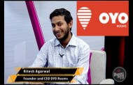 Ritesh Agarwal - Founder and CEO of OYO Rooms (LIVON-THE EVENING SHOW AT SIX)