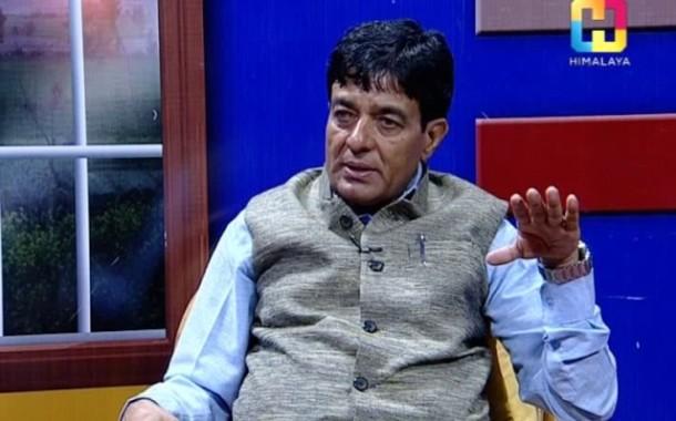 शोभाकर पराजुली स्थानीय चुनाव लड्ने तयारीमा  - Shovakar Parajuli in  Samaya Sandarva