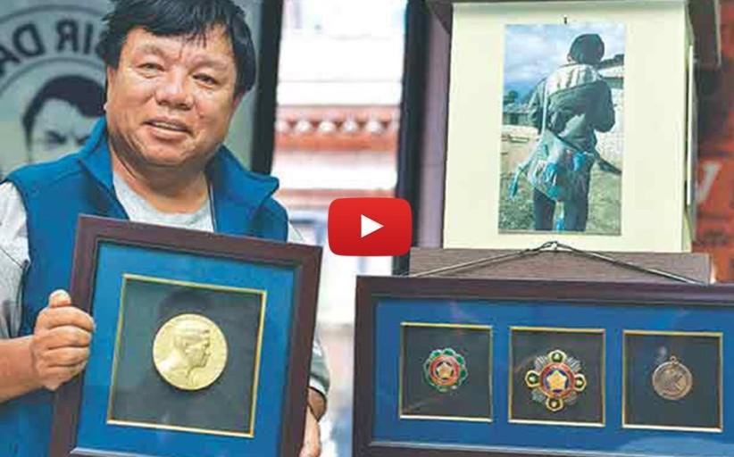महावीरका पदकहरू बिक्रीमा