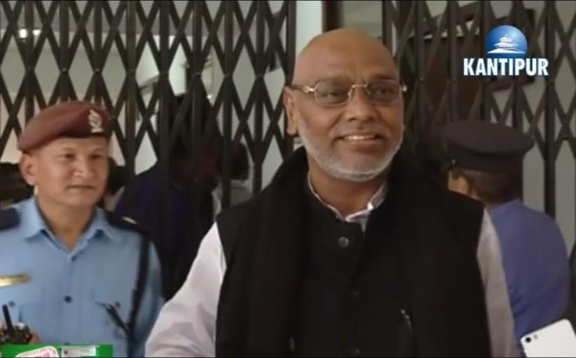 राजपाले निर्वाचनमा भाग लिने भए चुनाव १ हप्ता सम्म सार्न सकिन्छ - नेपाली कांग्रेस