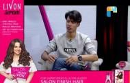 Korean TV Personality Sujan Shakya (LIVON-THE EVENING SHOW AT SIX)