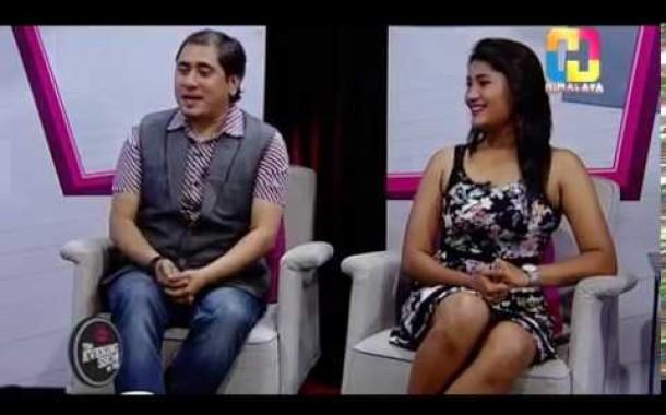 Rojin Shakya & Ronali Amatya (LIVON-THE EVENING SHOW AT SIX)