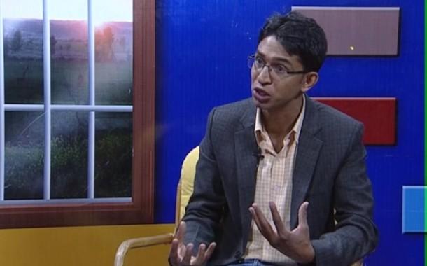 नेपालमा राजनीतिक भ्रस्टाचार डरलाग्दो : दिपेश घिमिरे (उपप्राध्यापक, त्रिवि) - Samaya Sandarva