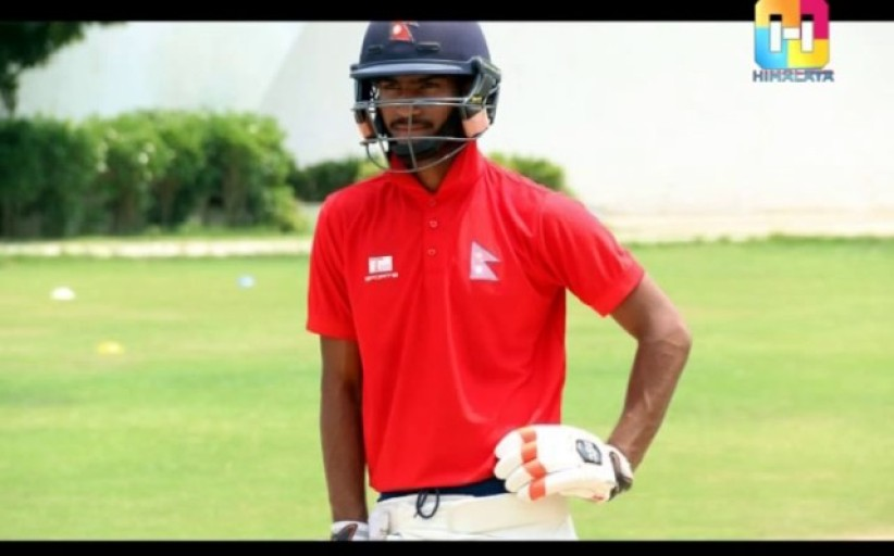 नेपाली राष्ट्रीय क्रिकेट टोली यतीबेला नोइडामा - Cricket And More June 27