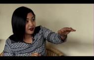 गायिका आस्था राउत जोगिन्दरको मिठा पान खादै - Aastha Raut in Jogindar  Bole Pranam Ji