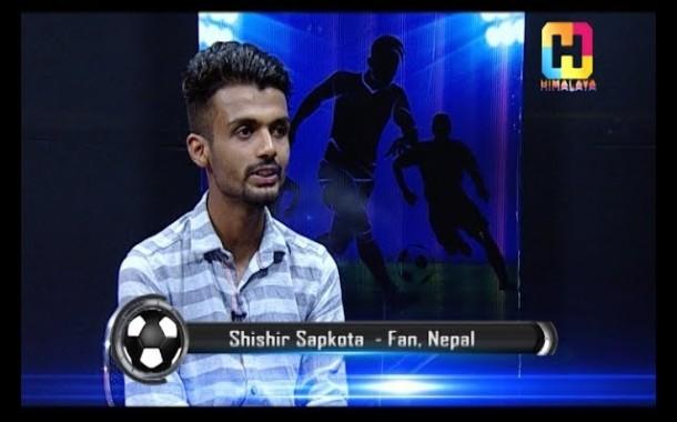 AFC U-23 Championship | Shishir Sapkota | Fans Corner | Name of The Game Football