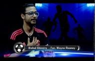 Bishal Ghimire (Fan, Wayne Rooney) -  Name of the Game Football