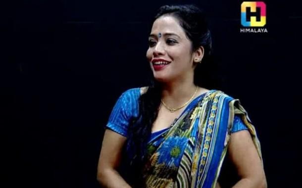 Chachari with Gita Liure ( लोक दाहोरी गायीका ) Ashad 30