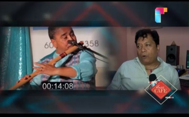 Musician Surendra Shrestha (Founder, Sur Sudha Band) - Artist of the Week -Music Cafe