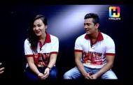 मलाई उसले निकै सपोर्ट गर्यो: सारा | Sara and Bishow Sharma | Nepali Movie RUDRA | Filmy Kiro