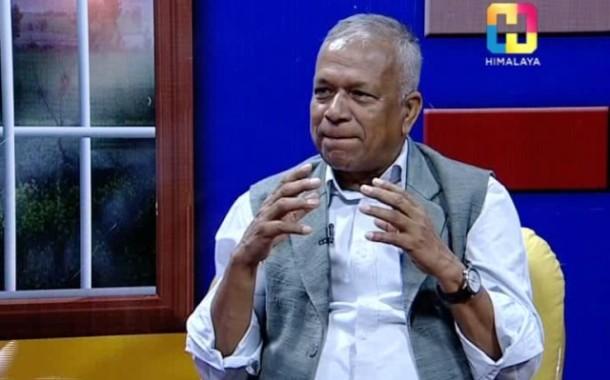 राजधानीको सडकमा मान्छे बग्नु नेताहरुको नालायकी :गणेश शाह Samaya Sandarva Shrawan 5