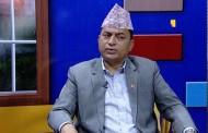 डोलनाथ खनाल (अध्यक्ष, नेपाल यातायात व्यवसायी राष्ट्रिय महासंघ) - Samaya Sandarva