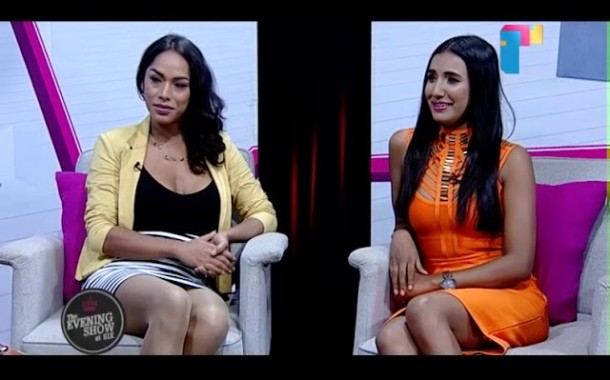 Beauty and Glamour | Sophie Sunuwar and Srijana Regmi | LIVON-THE EVENING SHOW AT SIX