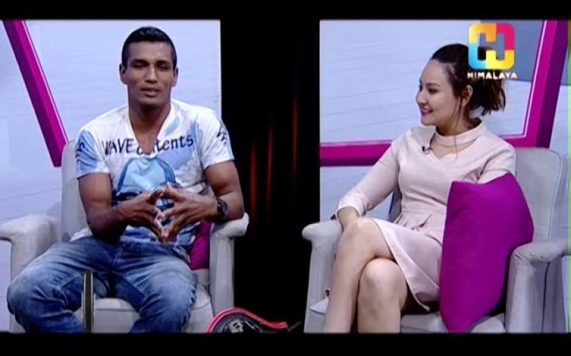 BOXER MAX BASNET | LIVON-THE EVENING SHOW AT SIX