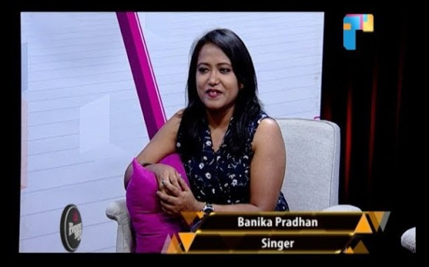 Singer Banika Pradhan in Conversation with Subani | LIVON-THE EVENING SHOW AT SIX