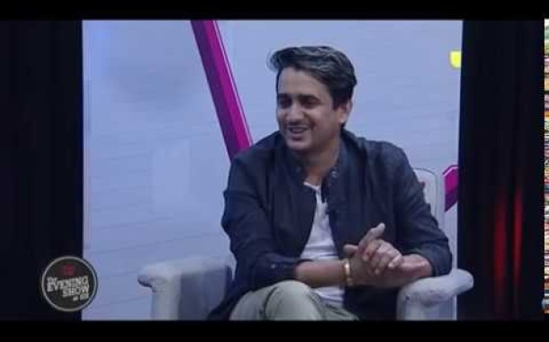 Singer Rajan Timilsina in Conversation with Presca  | LIVON-THE EVENING SHOW AT SIX