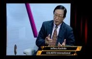 COMIC CON 2017 | TALKING TO JEFFERY KASHIDA | LIVON-THE EVENING SHOW AT SIX