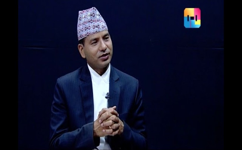 Lal Bahdur Khatri ( साहित्यकार ) in CHACHARI - Asoj 6