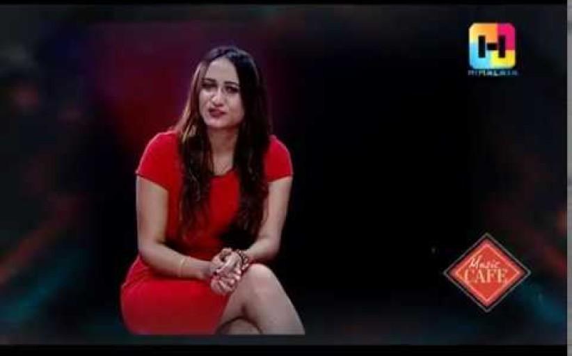 Singer Sushila Pathak   ARTIST OF THE WEEK MUSIC CAFE
