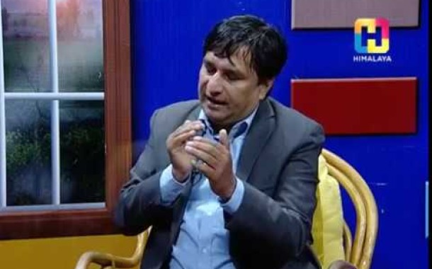 काठमान्डौ ६ मा मेरो जित सुनिश्चित छ : हिमाल शर्मा | SAMAYA SANDARVA