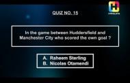 Own Goal | Otamendi or Sterling | NAME OF THE GAME FOTBALL